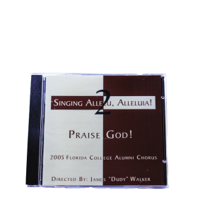 Singing Allelu Alleluia 2005