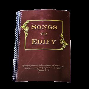 Songs To Edify