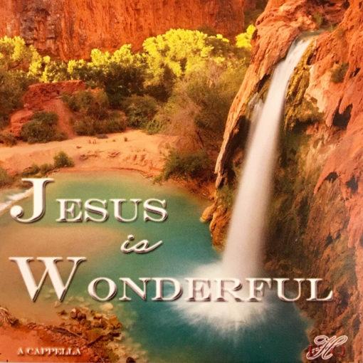 Favorite Hymns Quartet - Jesus Is Wonderful - R. J ... | 510 x 510 jpeg 78kB